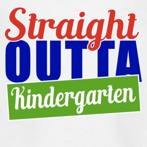 CHILDREN'S CHILDREN - STRAIGHT OUT - Teenage T-shirt