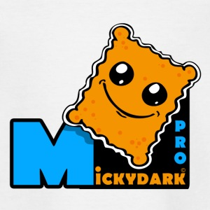 LOGO MICKYDARK PRO - Teenage T-shirt