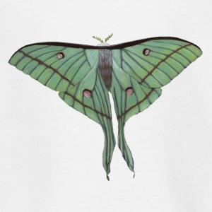 Indian moon moth - Butterfly - Teenager T-shirt