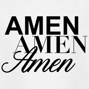 amen - Teenager T-shirt