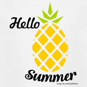 HelloSummer - Teenage T-shirt