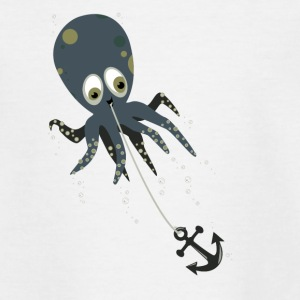 Octopussy - Teenager T-Shirt
