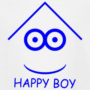 Happy boy - Teenage T-shirt