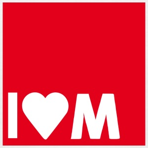 I heart M - Teenager T-shirt