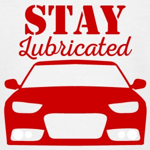 Mechanic: Stay Lubricated - Teenage T-shirt