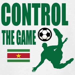 Control The Game - Teenager T-shirt