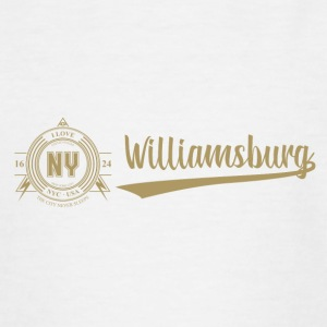 New York City · Williamsburg - Teenager T-Shirt
