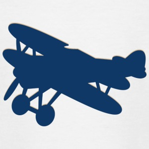 Propeller Flugzeug - Teenager T-Shirt
