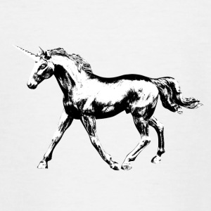 unicorn - Teenage T-shirt