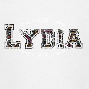 Lydia - Teenage T-shirt