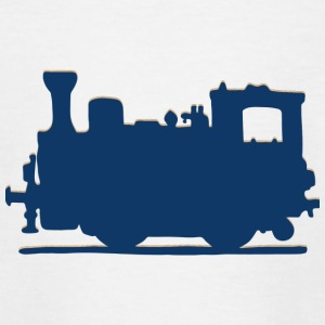 Vintage Steam Train - Teenage T-shirt