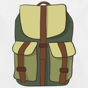 Rucksack - Teenager T-Shirt