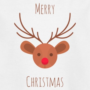 Merry Christmas - Teenage T-shirt