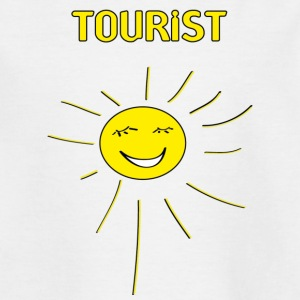 tourist - Teenage T-shirt