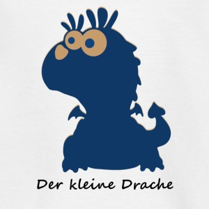 Der kleine Drache - Teenager T-Shirt