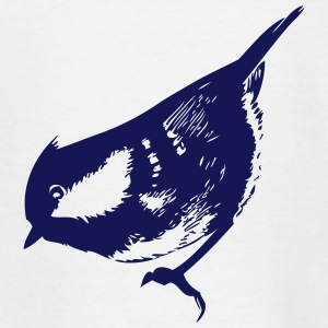Birdie, koolmeesje. - Teenage T-shirt