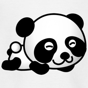 süßer Panda - Teenager T-Shirt