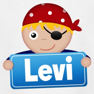 Little Pirate Levi - Teenage T-shirt