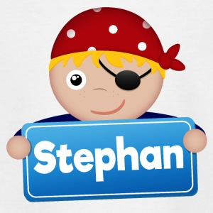 Petit Pirate Stephan - T-shirt Ado