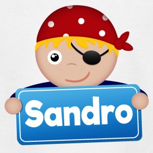 Little Pirate Sandro - Teenage T-shirt