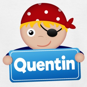 Little Pirate Quentin - Teenage T-shirt