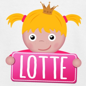Little Princess Lotte - Teenager T-shirt