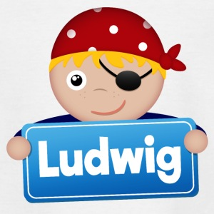 Petit Pirate Ludwig - T-shirt Ado