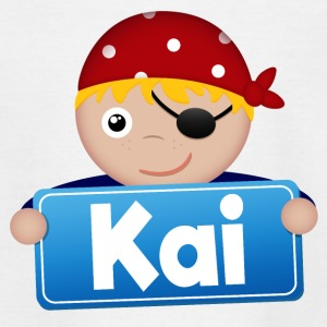 Little Pirate Kai - Teenage T-shirt