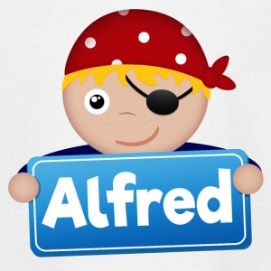 Kleiner Pirat Alfred - Teenager T-Shirt