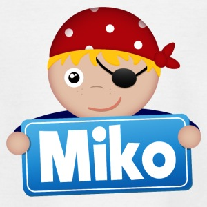 Little Pirate Miko - Teenage T-shirt