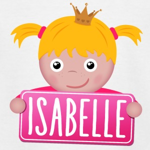 Little Princess Isabelle - Teenage T-shirt