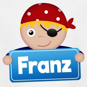 Little Pirate Franz - Teenage T-shirt
