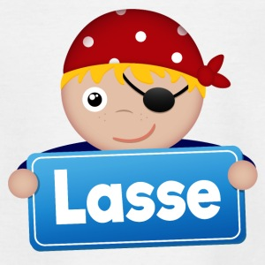 Kleiner Pirat Lasse - Teenager T-Shirt