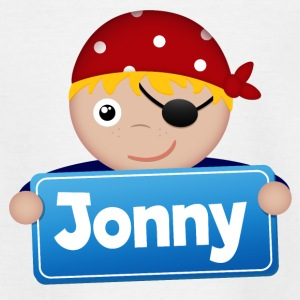 Little Pirate Jonny - Teenage T-shirt