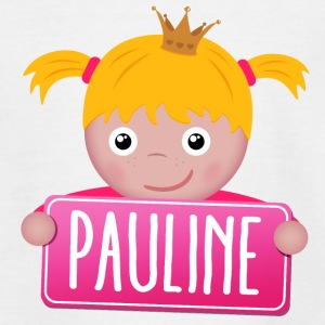 Little Princess Pauline - Teenager T-shirt