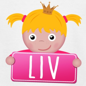 Little Princess Liv - T-shirt Ado