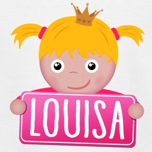 Little Princess Louisa - Teenager T-shirt