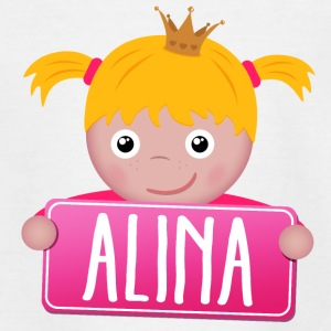 Little Princess Alina - T-shirt Ado