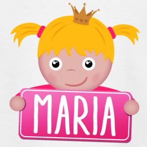Little Princess Maria - Teenage T-shirt
