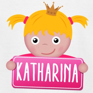 Little Princess Katharina - T-shirt tonåring