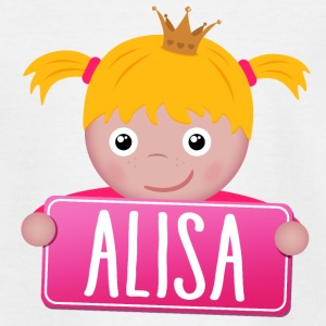 Little Princess Alisa - Teenage T-shirt