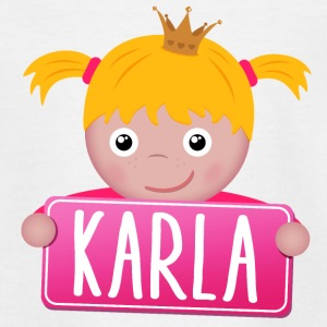 Little Princess Karla - T-shirt Ado