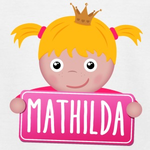 Little Princess Mathilda - Teenager T-shirt