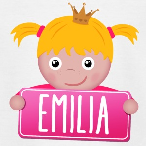 Little Princess Emilia - Teenager T-shirt