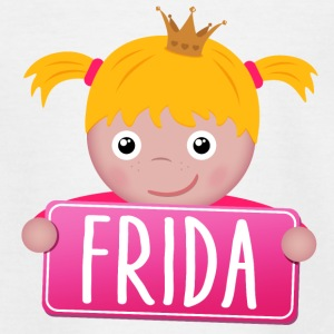 Little Princess Frida - Teenager T-shirt