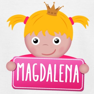 Little Princess Magdalena - Teenage T-shirt