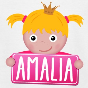 Little Princess Amalia - Teenage T-shirt