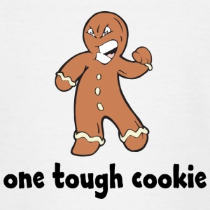 One Tough Cookie - Teenager T-shirt