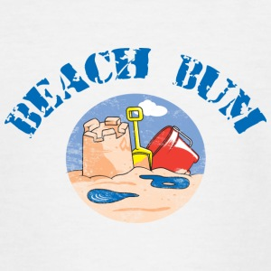 Beach Bum - Teenage T-shirt