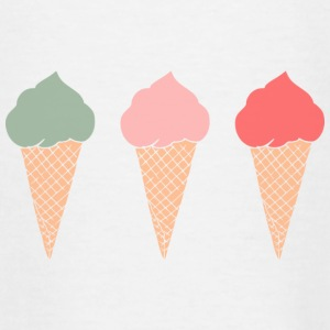 Ice Cream - Teenager T-Shirt